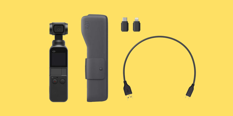 Which Phones does the DJI OSMO Pocket work with
